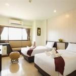 Schön ausgestattete Gästezimmer